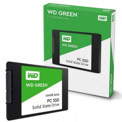 WD SSD GREEN120GB