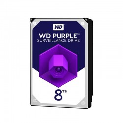 Western Digital Purple Internal Hard Drive 8TB