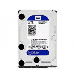 Western Digital Blue Internal Hard Drive 3TB