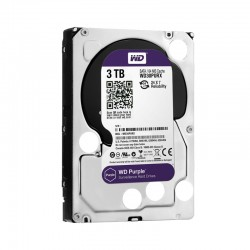 Western Digital Purple WD30PURX Internal Hard Drive 3TB