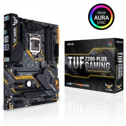 ASUS TUF Z390-PLUS GAMING LGA 1151 Motherboard