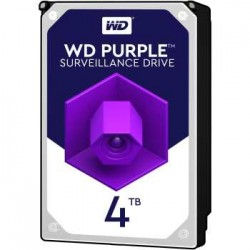 Western Digital WD10EJRX Purple 4TB 64MB Cache
